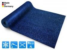 Sicherheitsmatten | PVC Granulat Körner | Massanfertigung | Blau