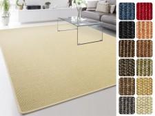 Sisal-Teppich auf Mass | Sylt | Erhältlich in 11 Farben