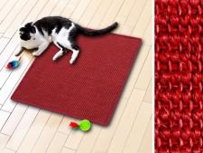 Sisalteppich für Katzen