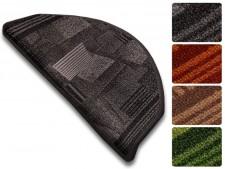 Stufenmatte Bora | Halbrund oder eckig | Erhältlich in 4 Farben