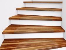 Stufenmatte aus Polycarbonat
