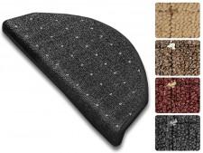 Stufenmatte Rapido | Halbrund oder eckig | Erhältlich in 4 Farben