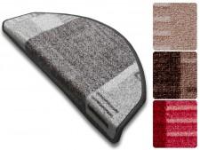 Stufenmatte Murano | Halbrund oder eckig | Erhältlich in 4 Farben