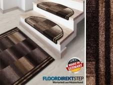 Stufenmatten braun