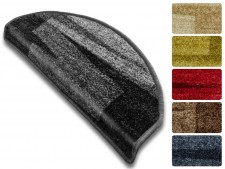 Stufenmatte Via Veneto | Halbrund oder eckig | Erhältlich in 6 Farben