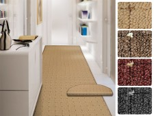 Teppich auf Mass | Rapido | Erhältlich in 4 Farben