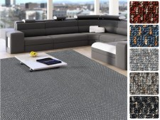 Teppich auf Mass| Ponto | Erhältlich in 5 Farben