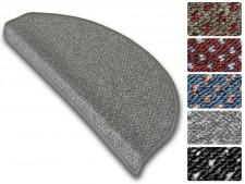 Stufenmatte Ponto | Halbrund oder eckig | Erhältlich in 5 Farben