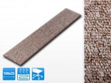 Teppichdielen beige