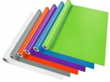 Wachstischdecke | Zuschnitt | Uni | 6 Farben
