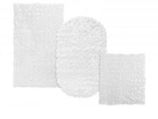 Wanneneinlage | Bubble | Weiss | Casa Pura | als Badewanneneinlage und Duschmatte erhältlich | 3 Grössen